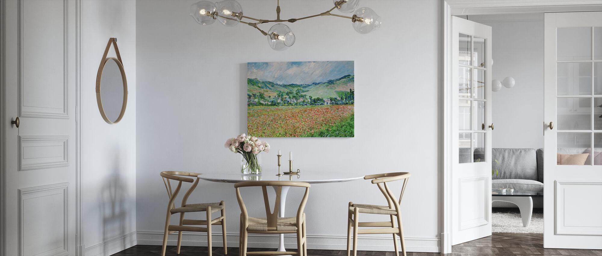 Poppies - Vincent Van Gogh - Canvas print - Kitchen