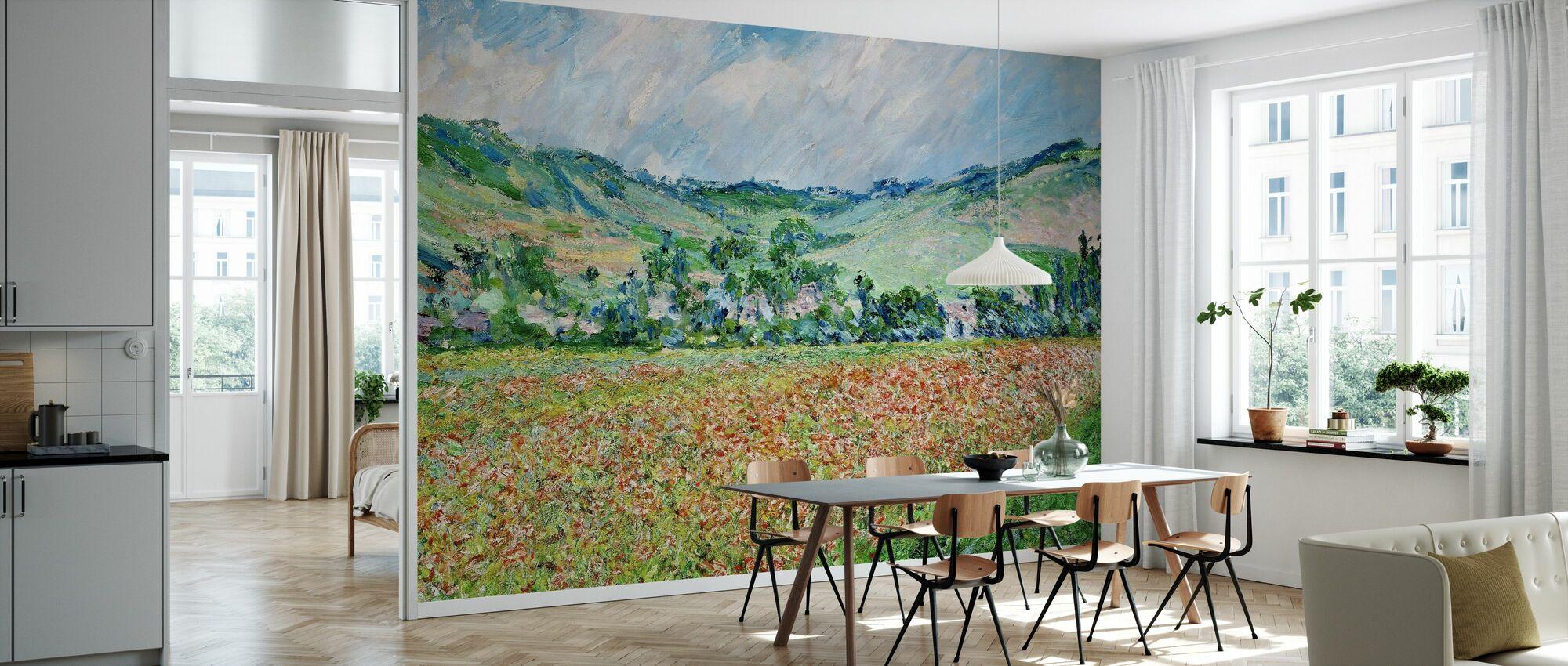 Poppies - Vincent Van Gogh - Wallpaper - Kitchen