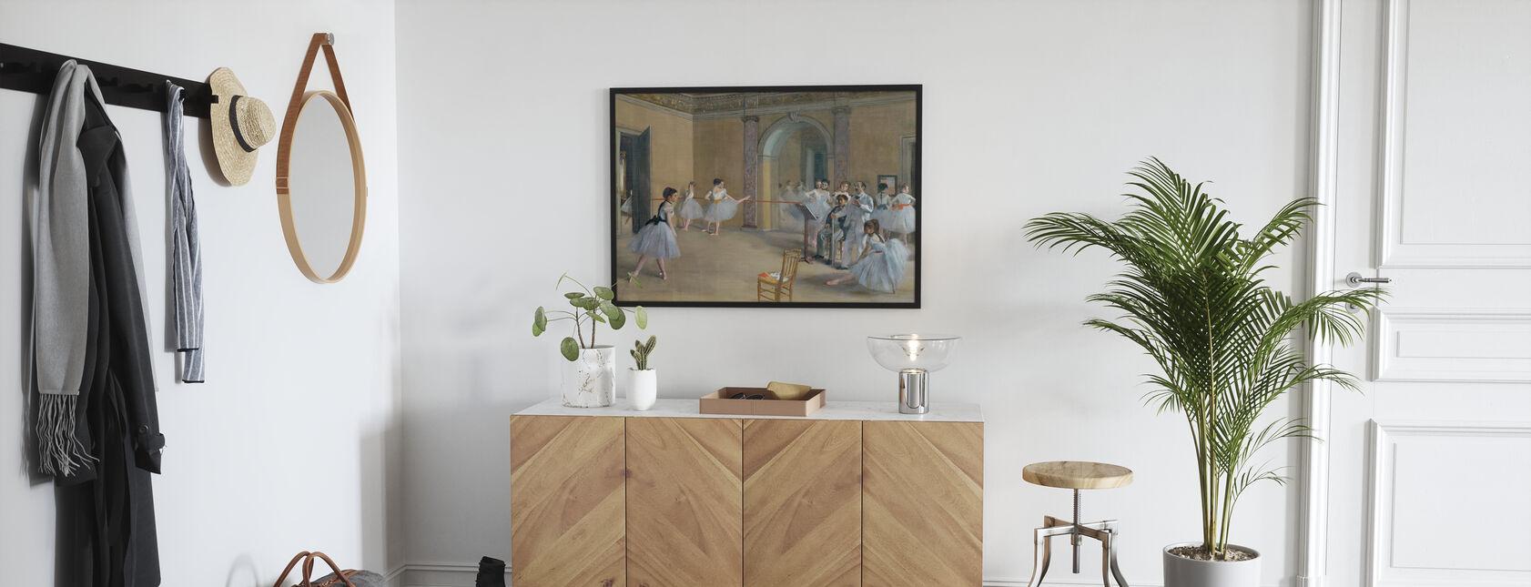 Foyer di danza all'Opera - Edgar Degas - Poster - Sala