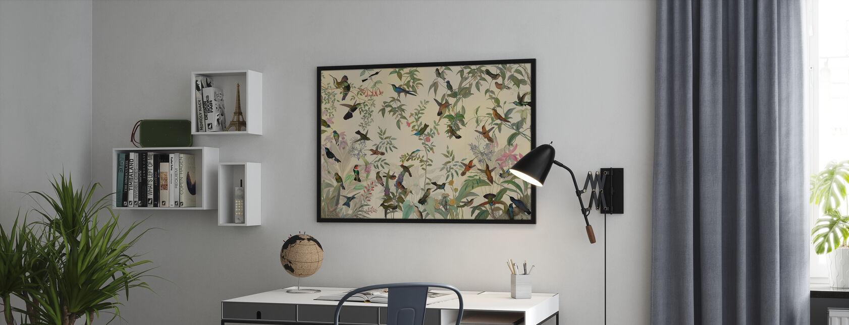 Fuglesymfoni - Plakat - Kontor