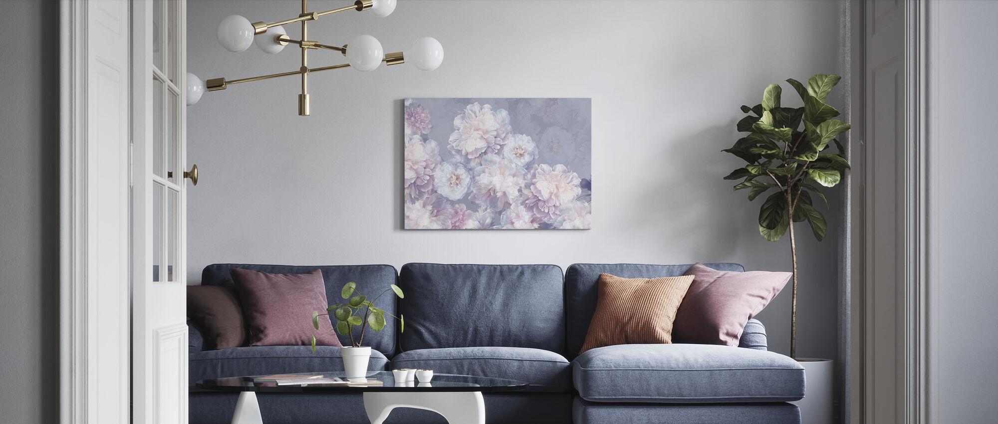 Bloesem Essie - Canvas print - Woonkamer