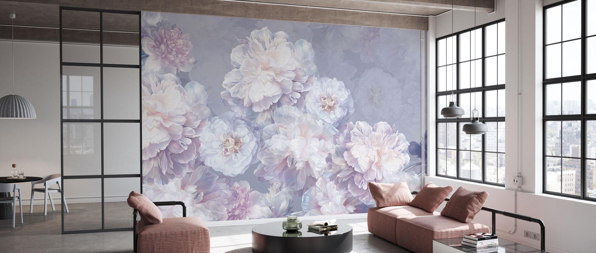 Blossom Essie - Wallpaper - Office