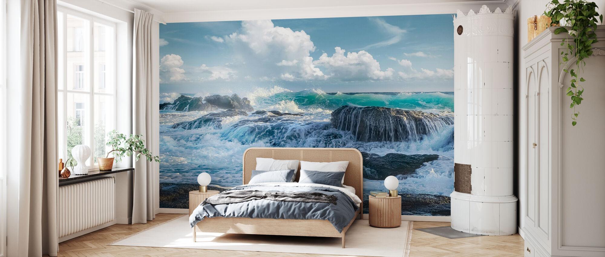 Effervescent - Wallpaper - Bedroom