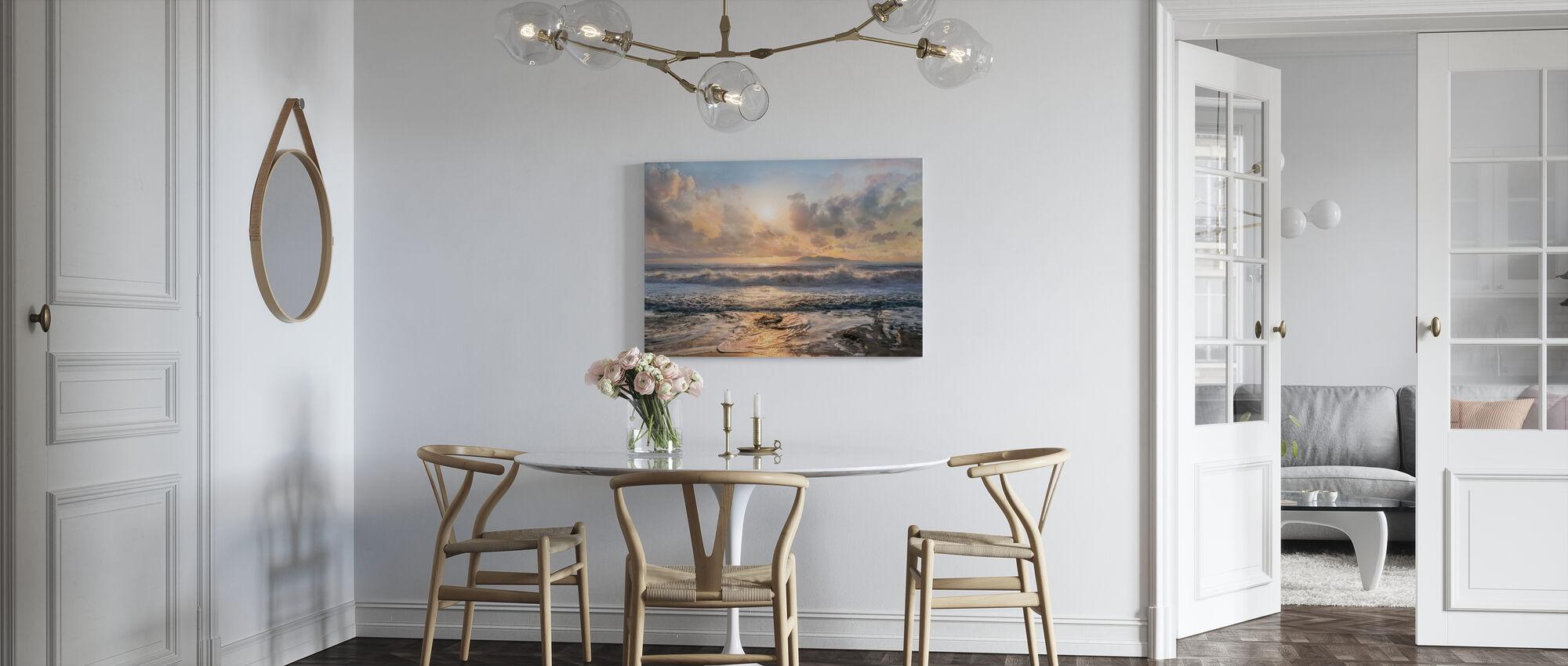 spaander - Canvas print - Keuken