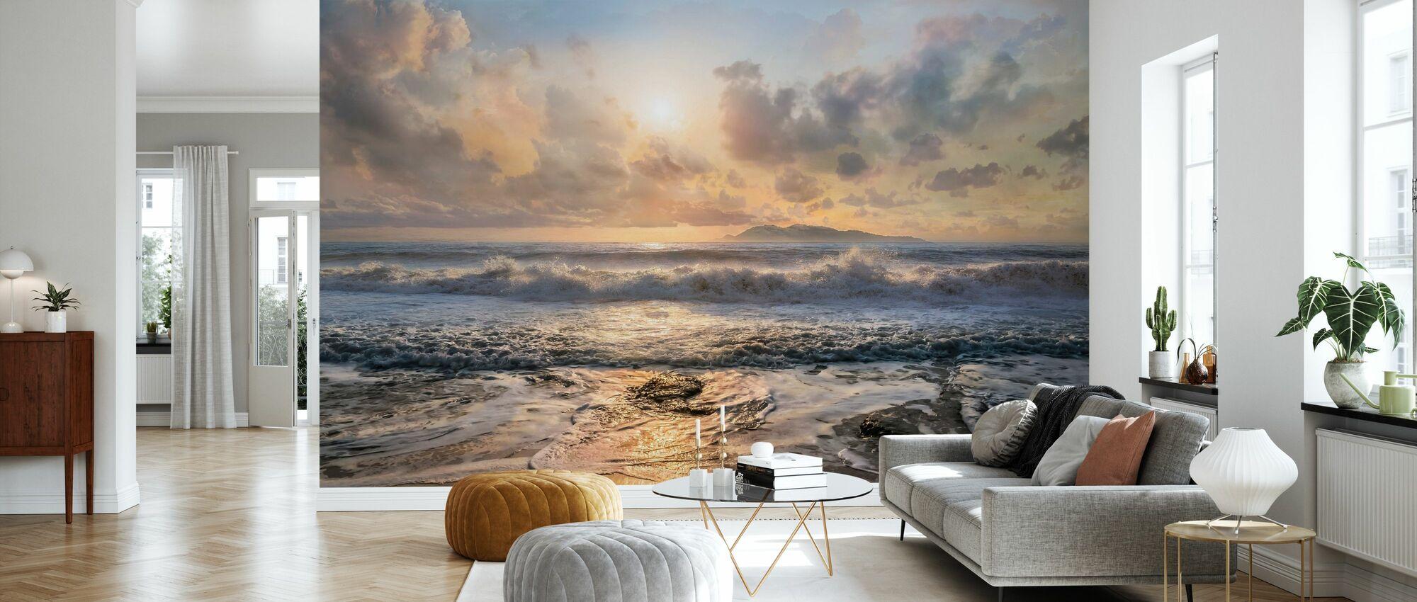Sliver - Wallpaper - Living Room