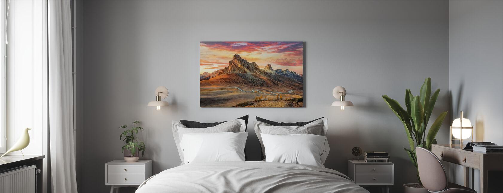 Pinacle - Canvas print - Bedroom