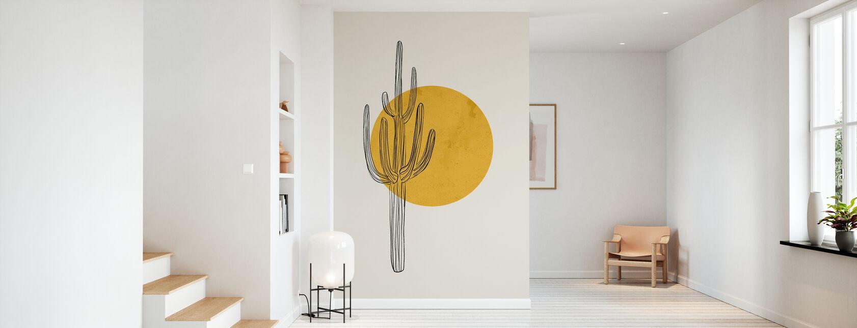 Saguaro - Wallpaper - Hallway