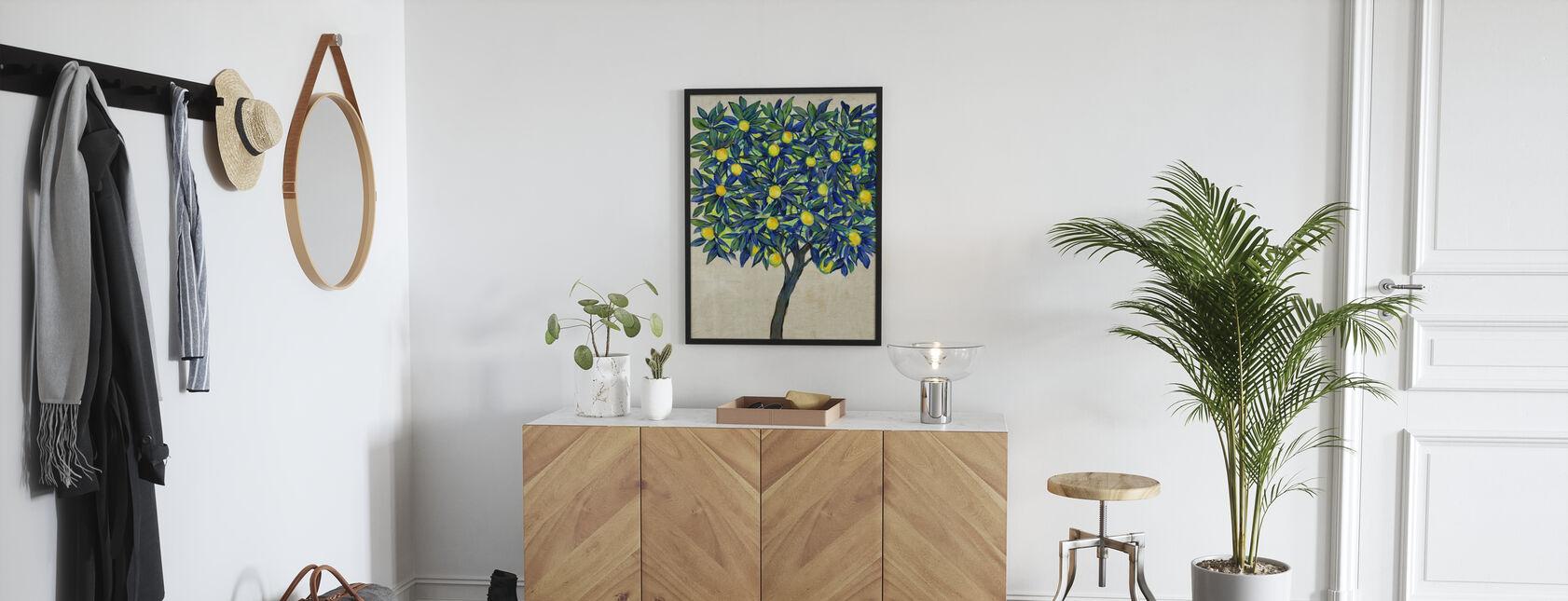 Lemon Tree Composition - Poster - Hallway