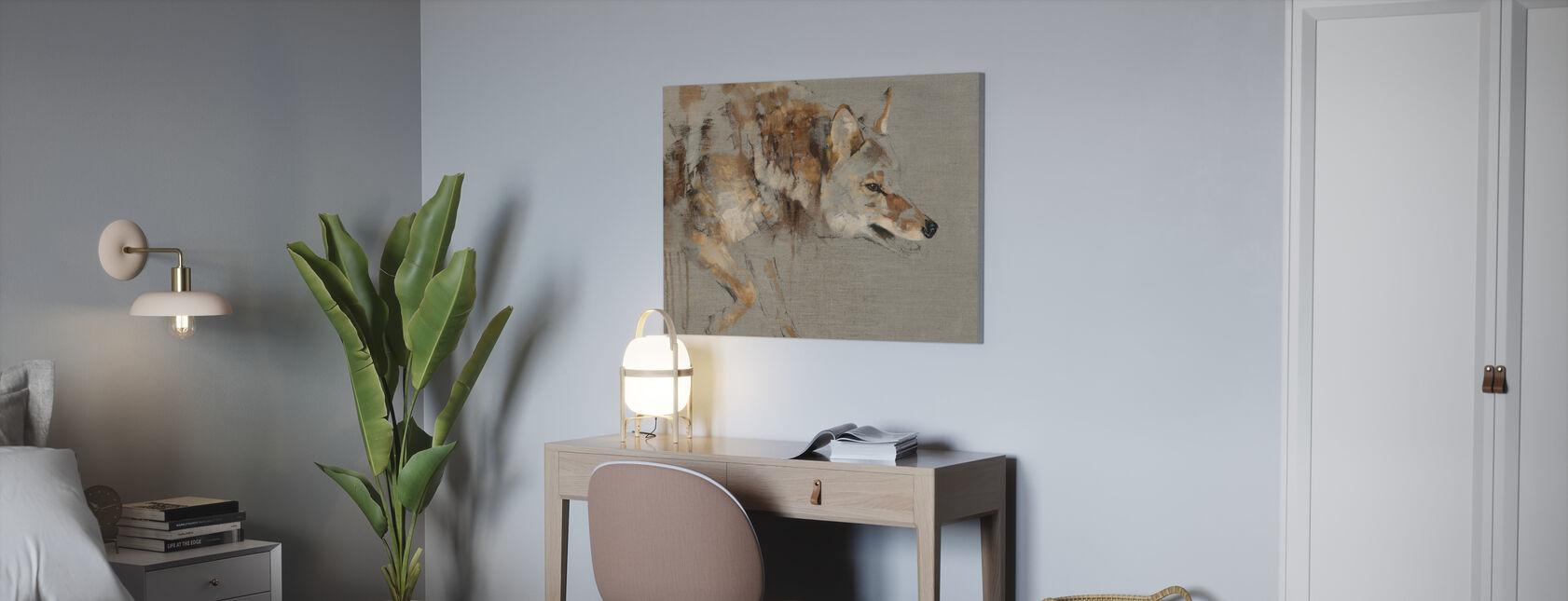 The Drifter - Canvas print - Office
