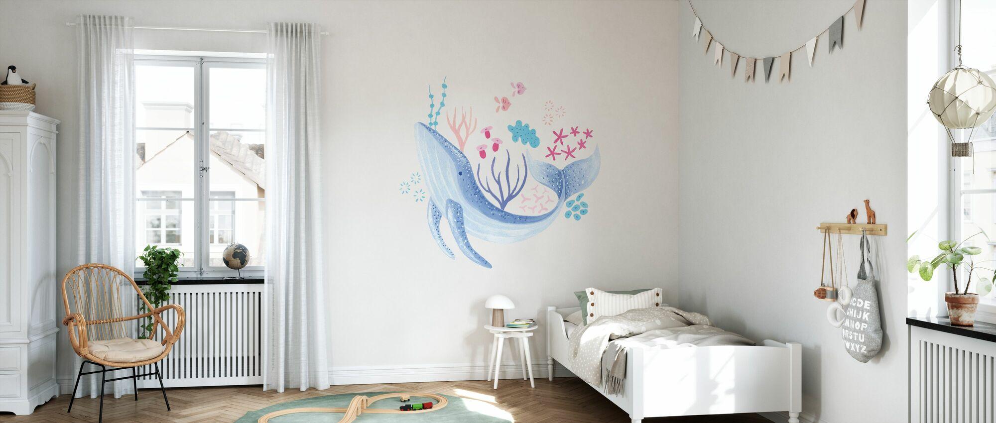 Valas - Tapetti - Lastenhuone