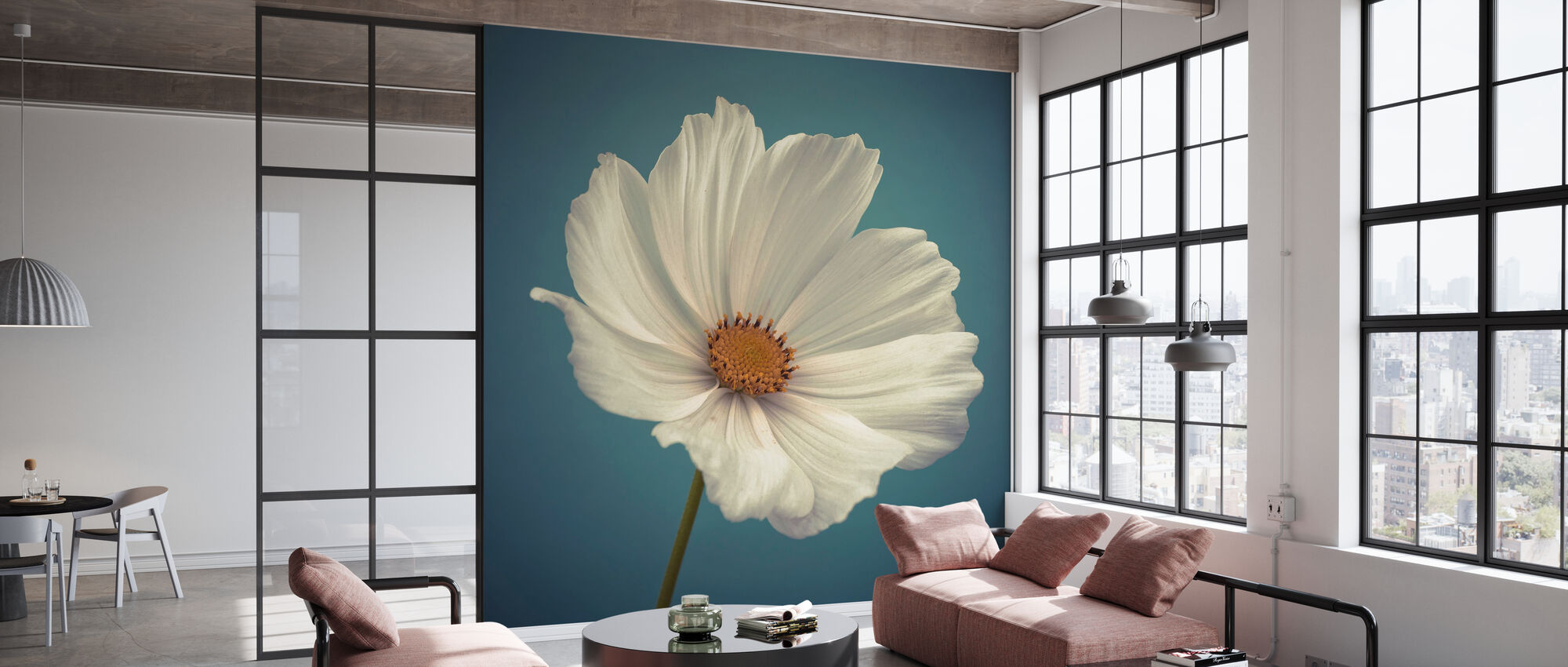 Cosmos - Wallpaper - Office