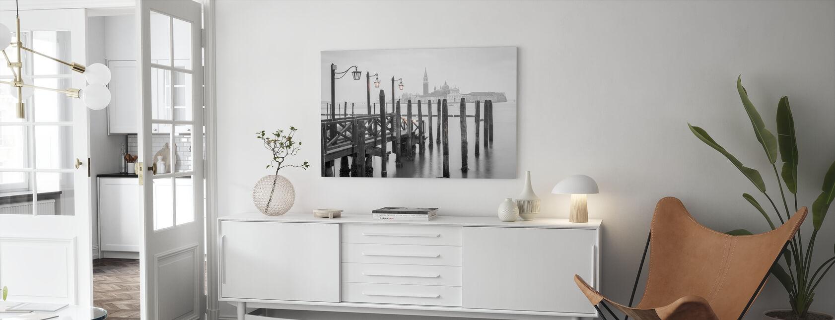 Venetië - Canvas print - Woonkamer