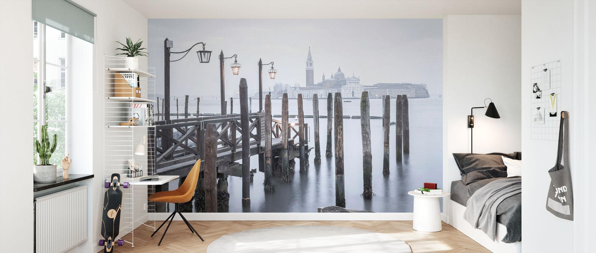 Venice - Wallpaper - Kids Room