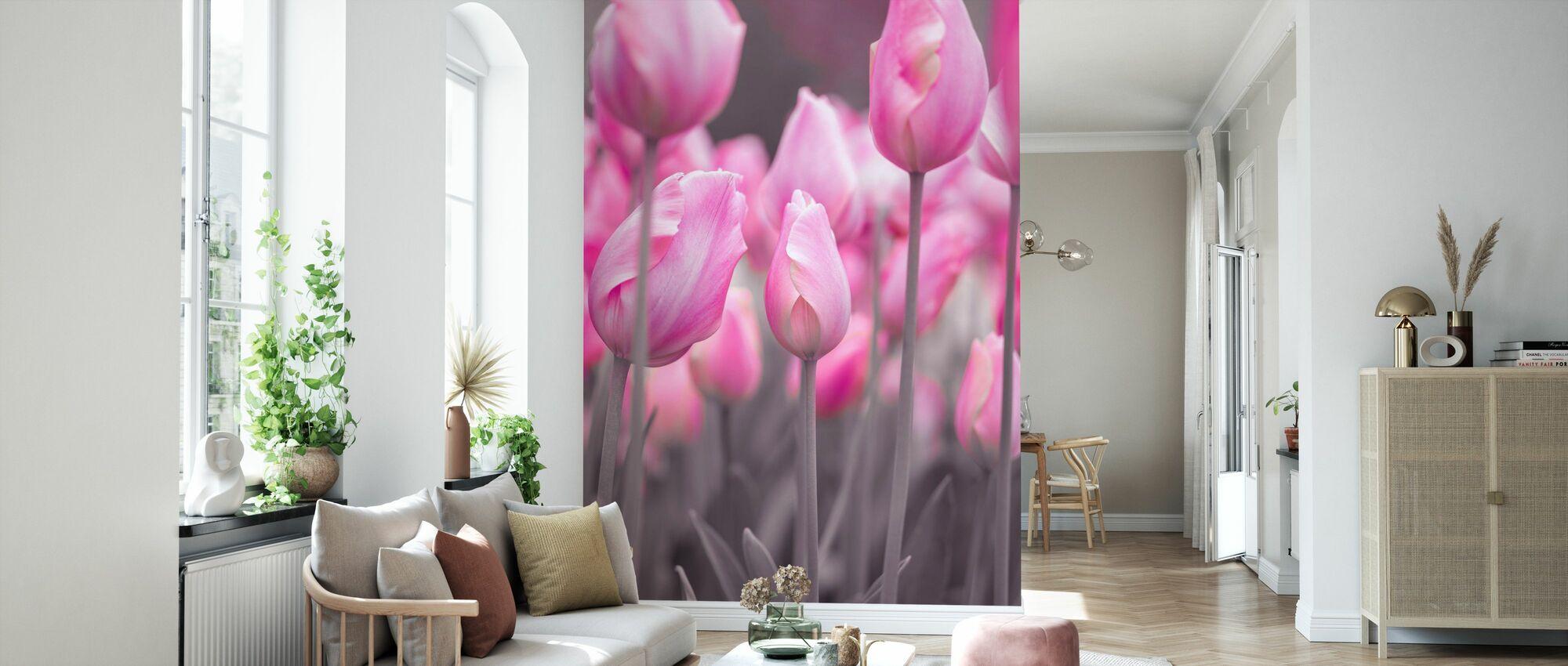 Kuekenhof - Wallpaper - Living Room
