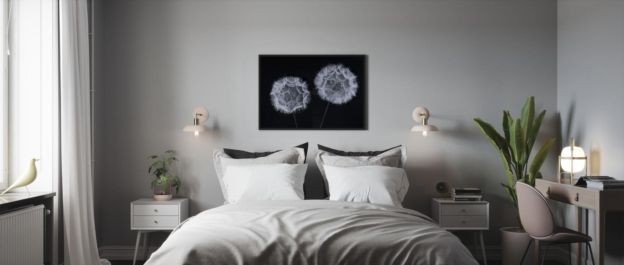 Dandelion Clock - Poster - Bedroom