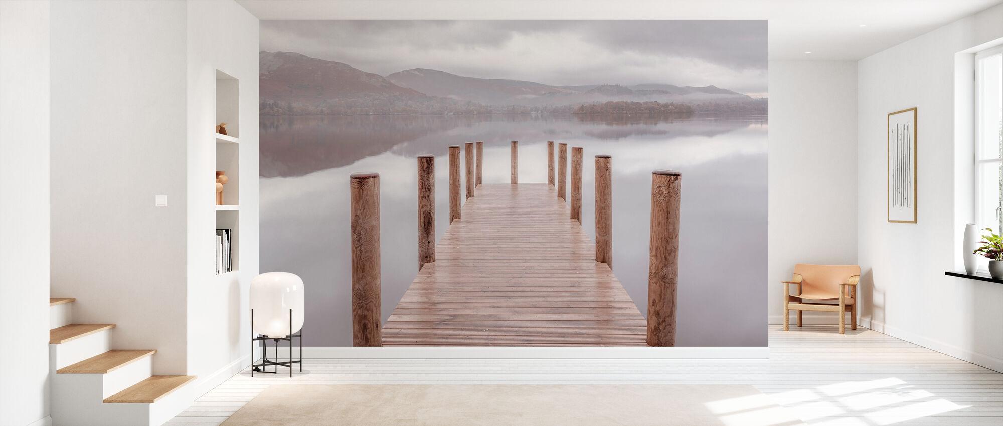 Lake (distrikt) - Tapet - Hall