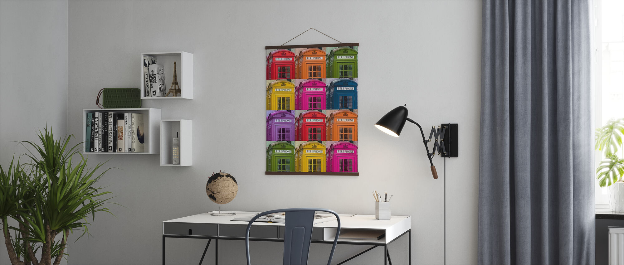 Telephone - Poster - Office