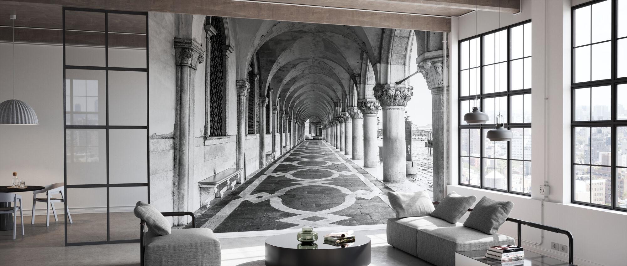 Venedig - Tapete - Büro