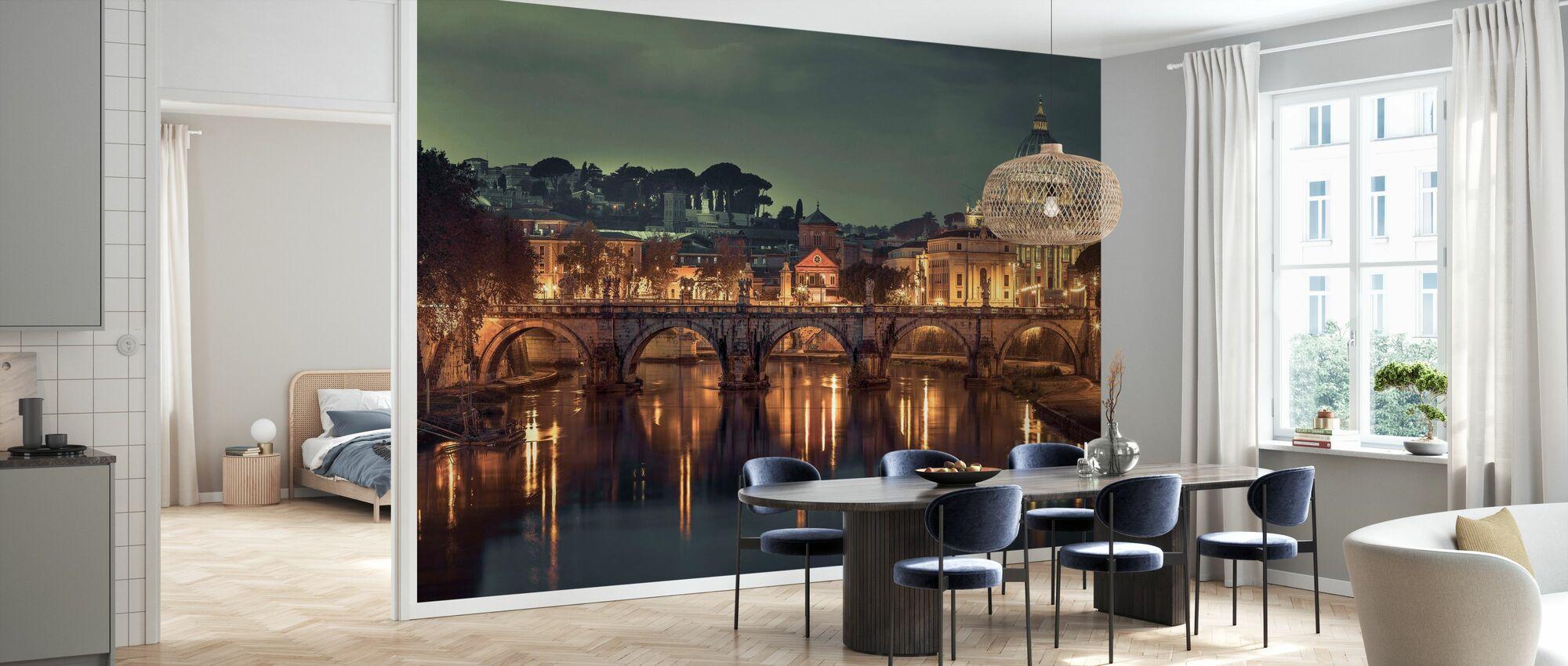 Rome - Wallpaper - Kitchen