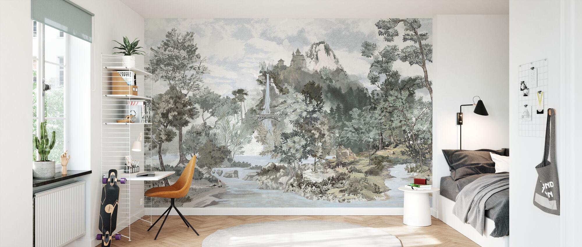 Fairytale Scenery - Wallpaper - Kids Room