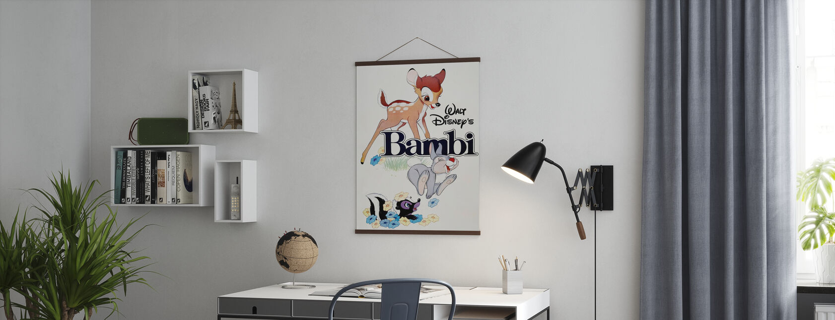 Walt Disney Bambi - Plakat - Kontor