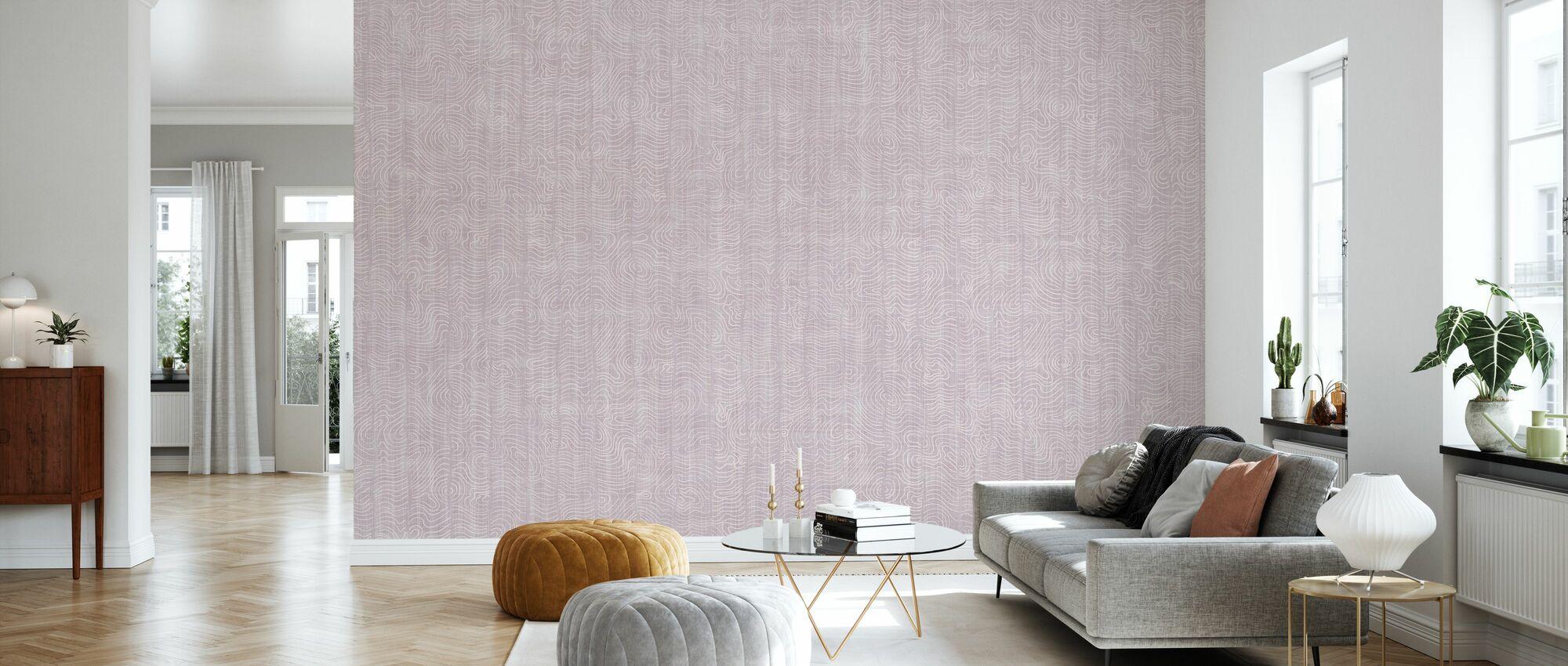 Nami - Rosie - Wallpaper - Living Room