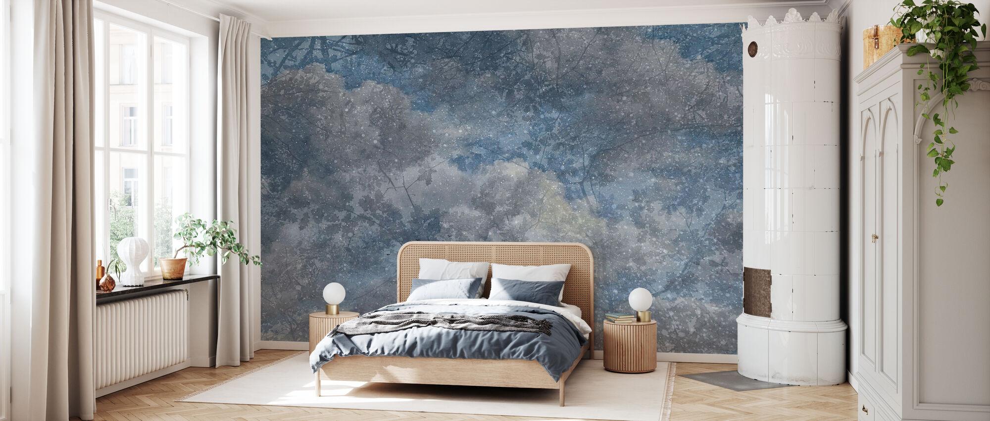 Sky - Blue - Wallpaper - Bedroom