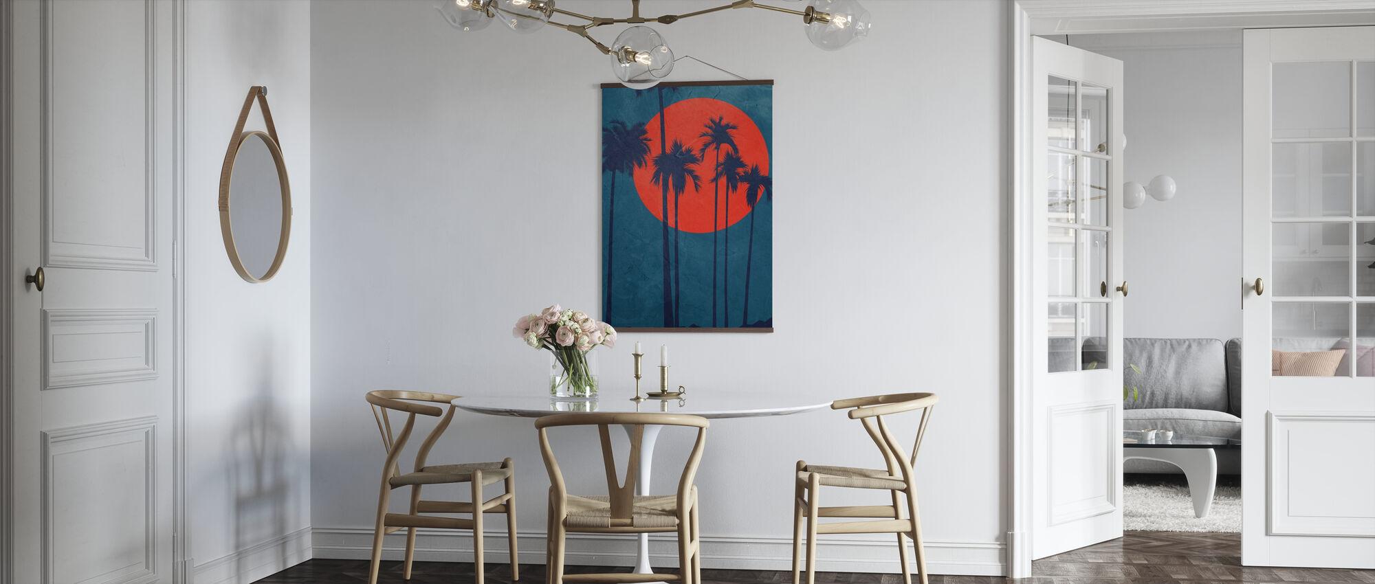 Cote d Azur - Poster - Kök