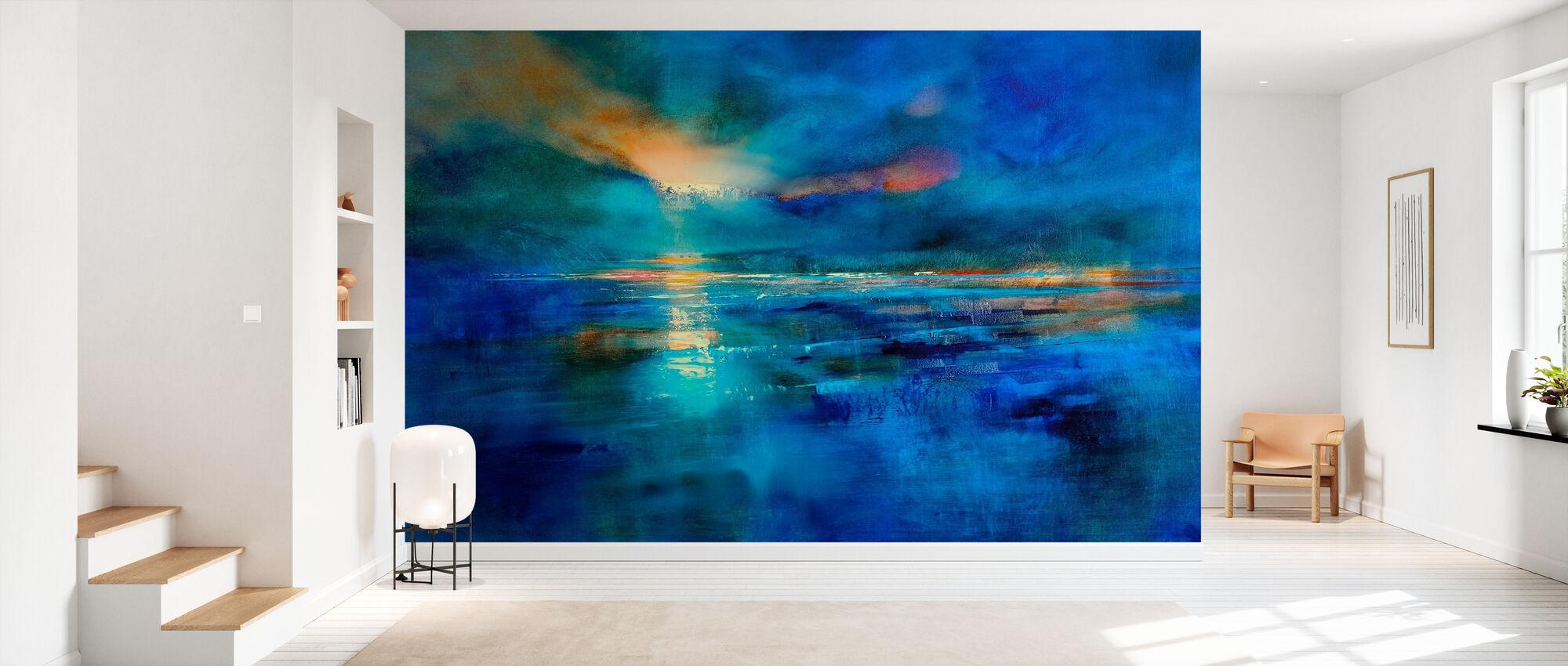 Iceland - Wallpaper - Hallway