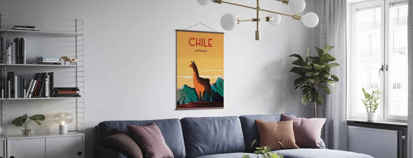 Chili - Affiche - Salle à manger