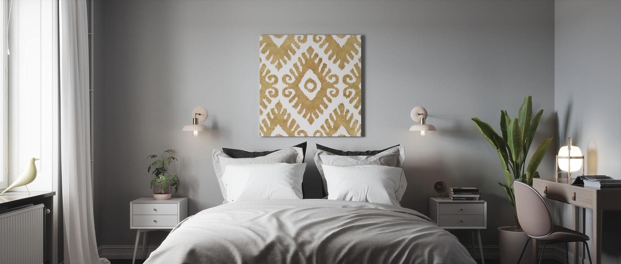 Simply Elegant IV - Canvas print - Bedroom