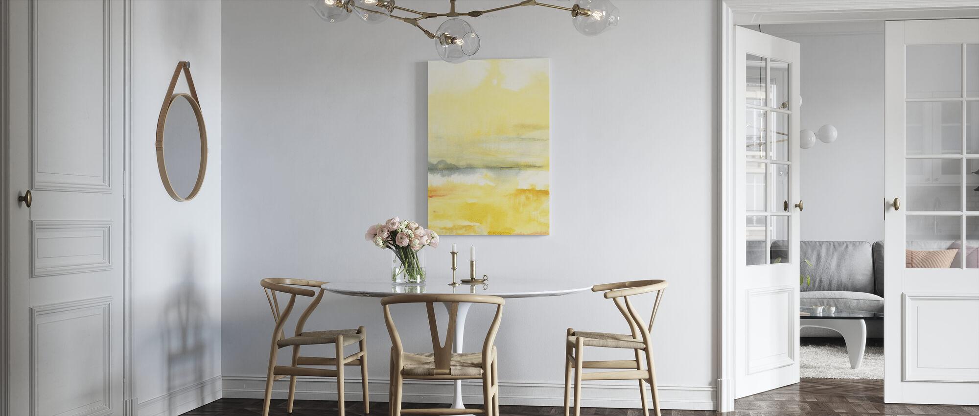 Saffron - Canvas print - Kitchen