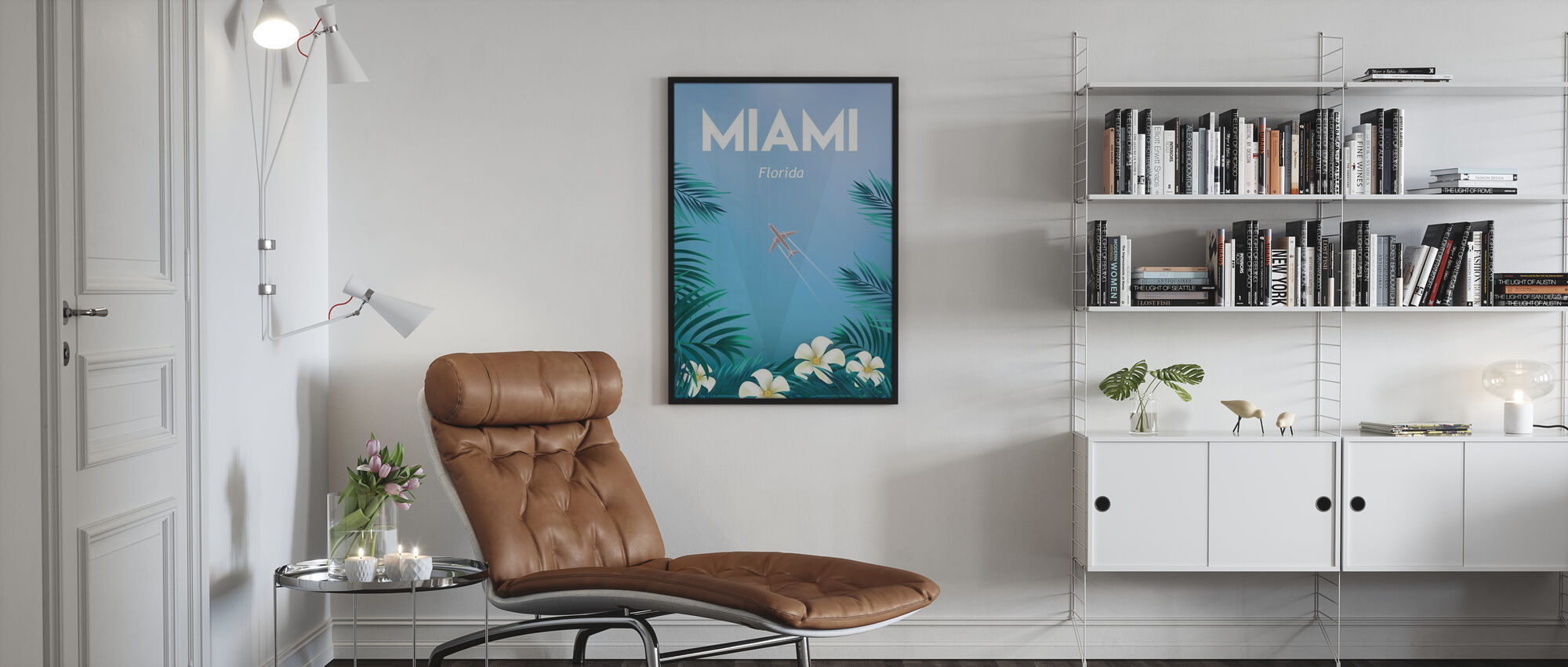 Miami - Poster - Living Room