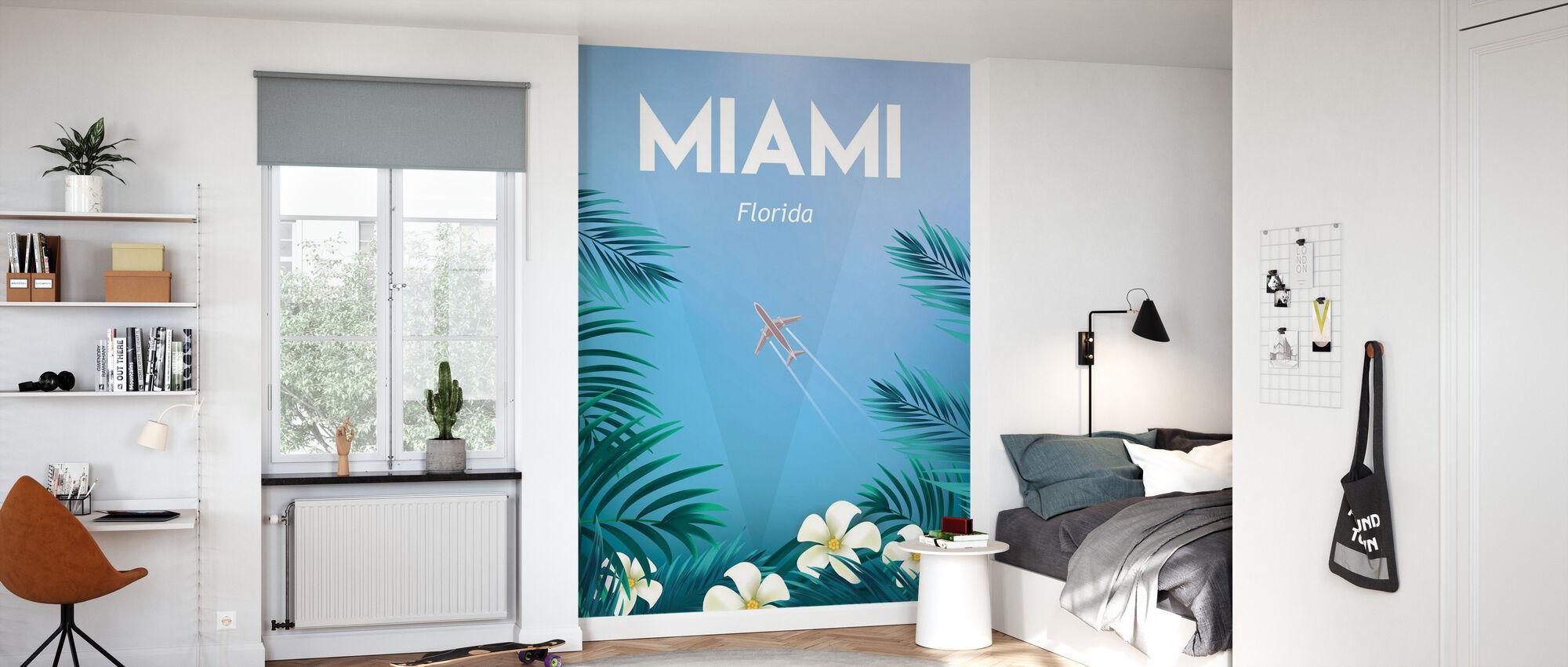 Miami - Tapete - Kinderzimmer