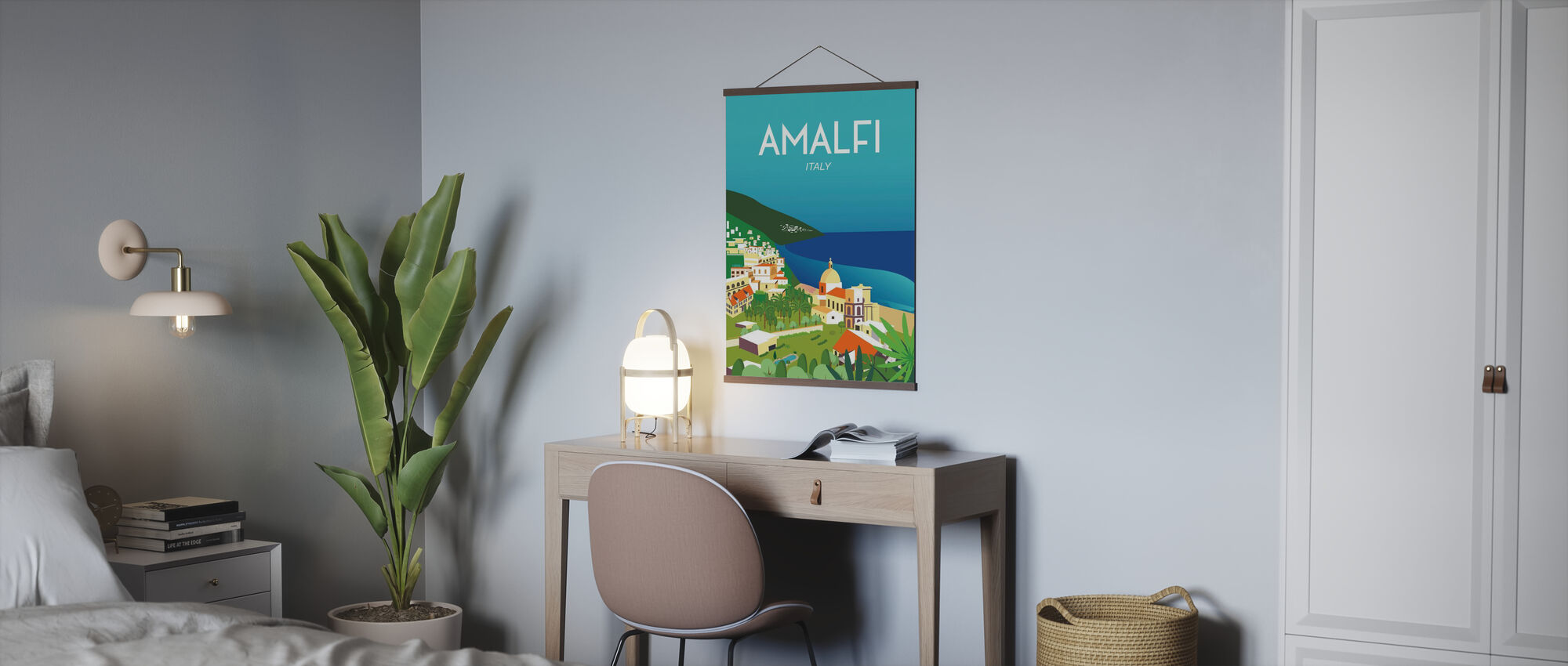 Amalfi - Poster - Office
