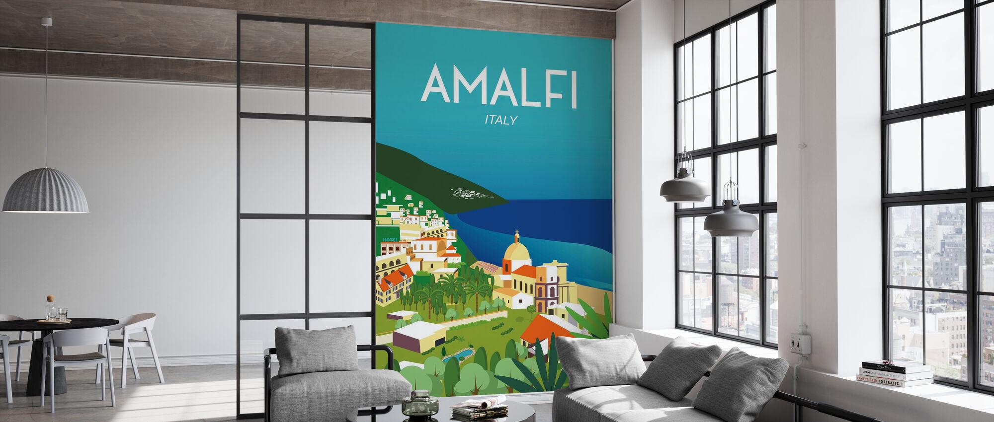 Amalfi - Behang - Kantoor