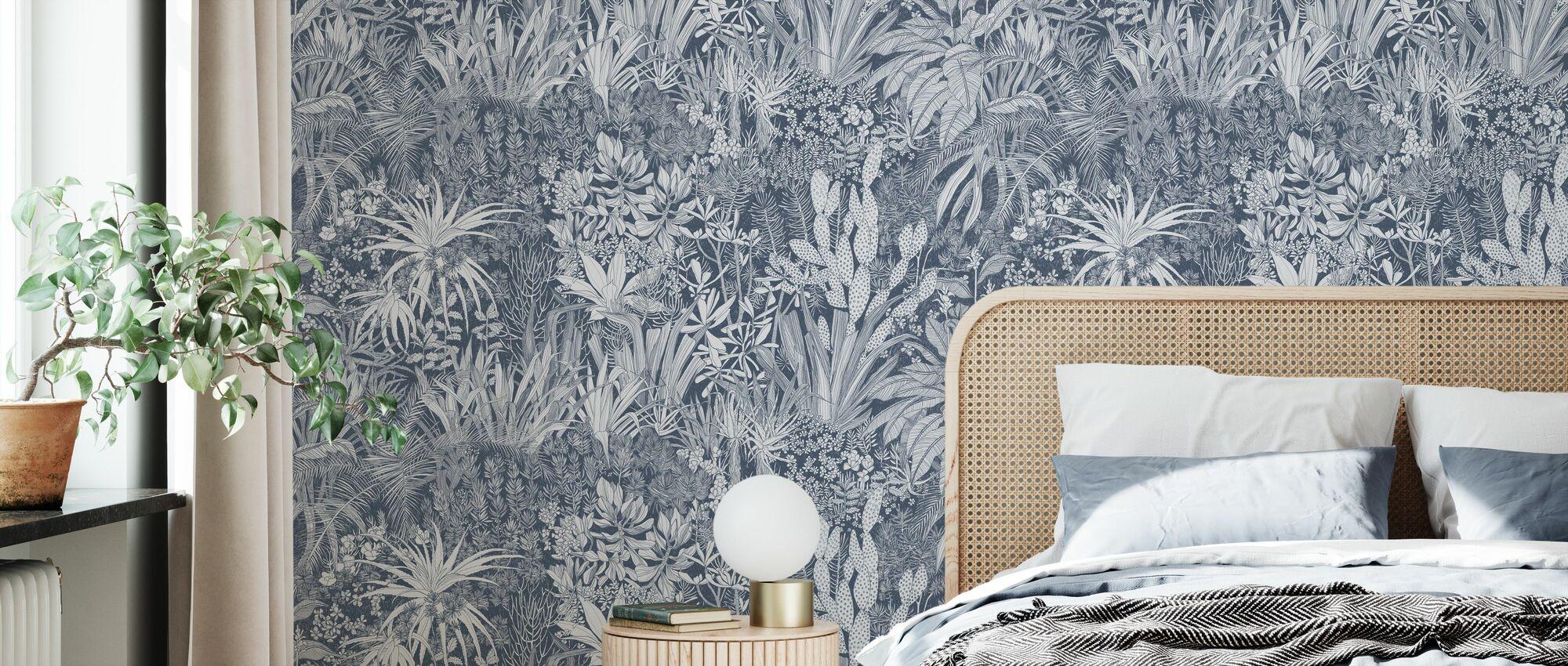 Highveld Garden - Baltic Sea - Wallpaper - Bedroom