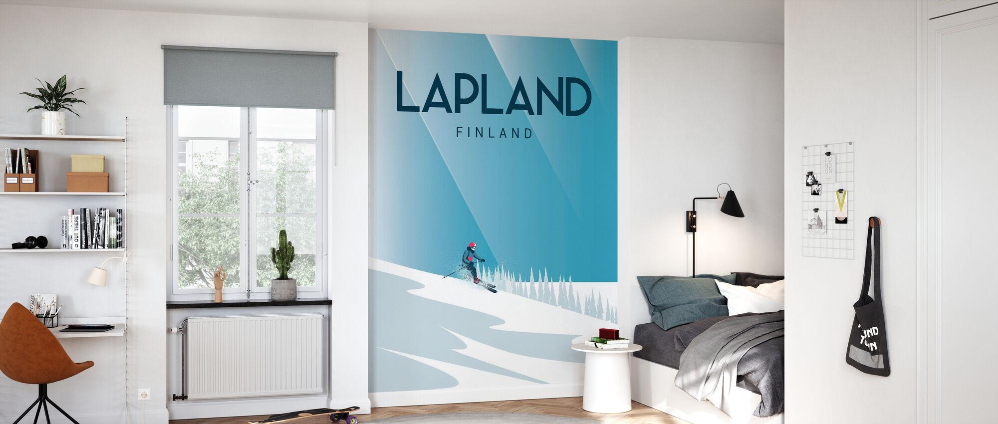 Lapland - Wallpaper - Kids Room