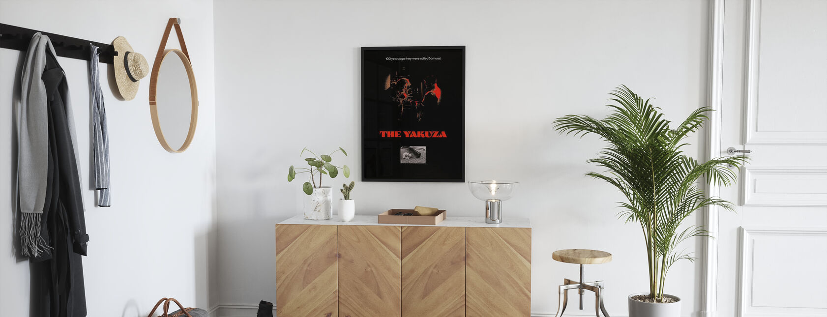 Yakuza - Poster - Hallway