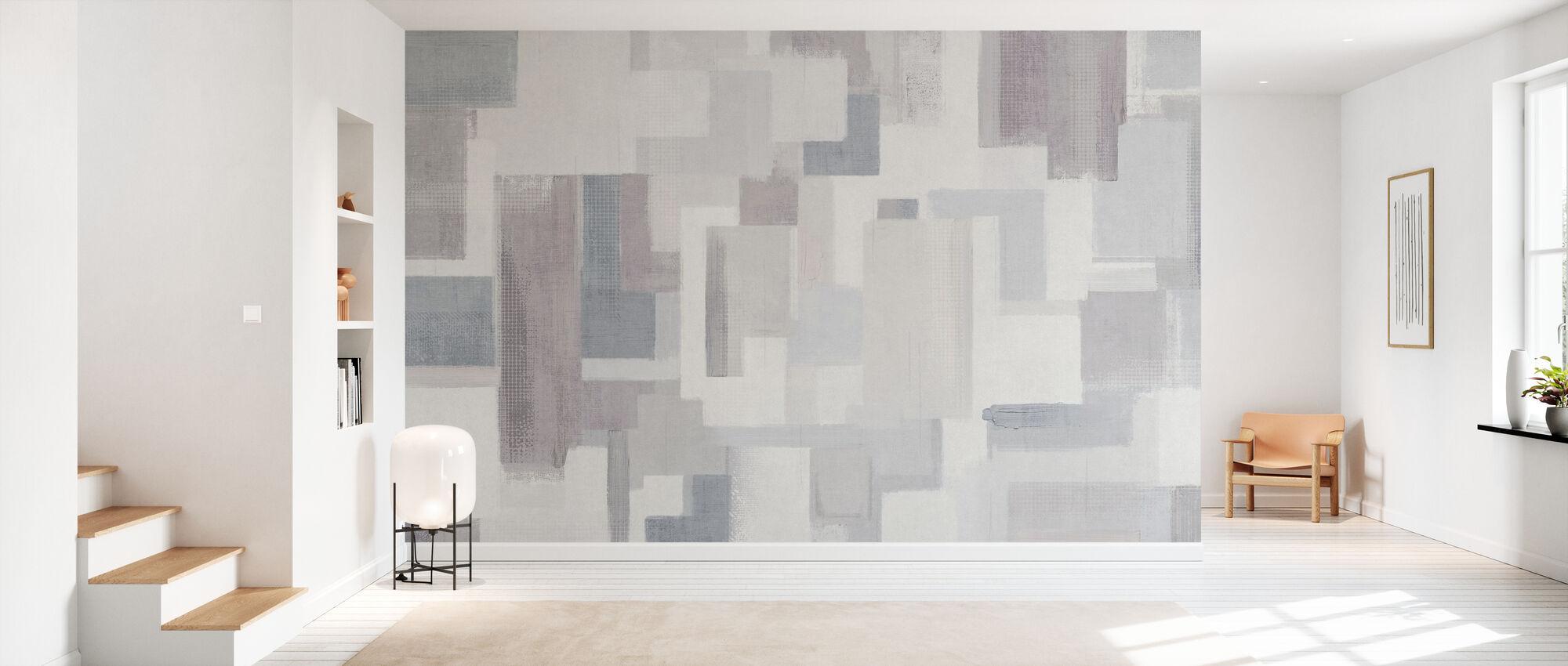 Allegra Paint V - Wallpaper - Hallway