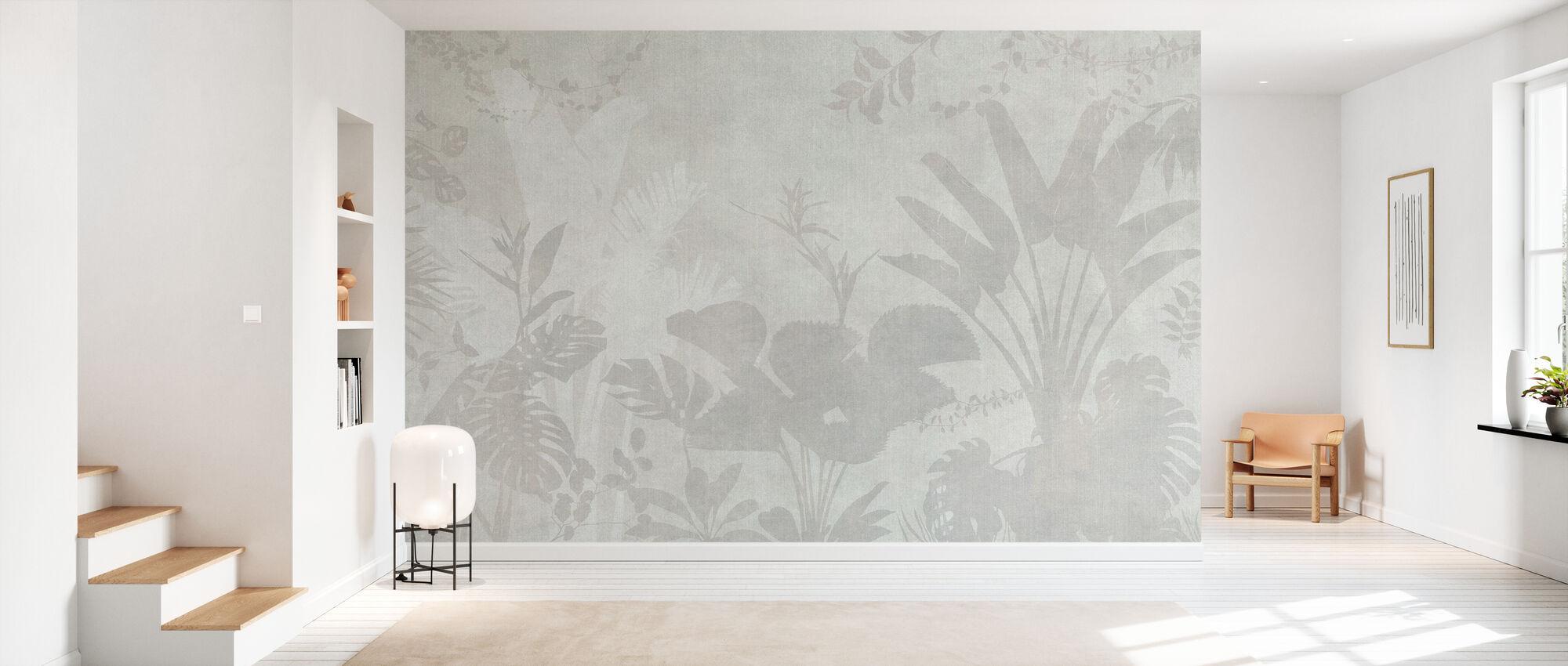 Pantanal Night - Light Ash - Wallpaper - Hallway