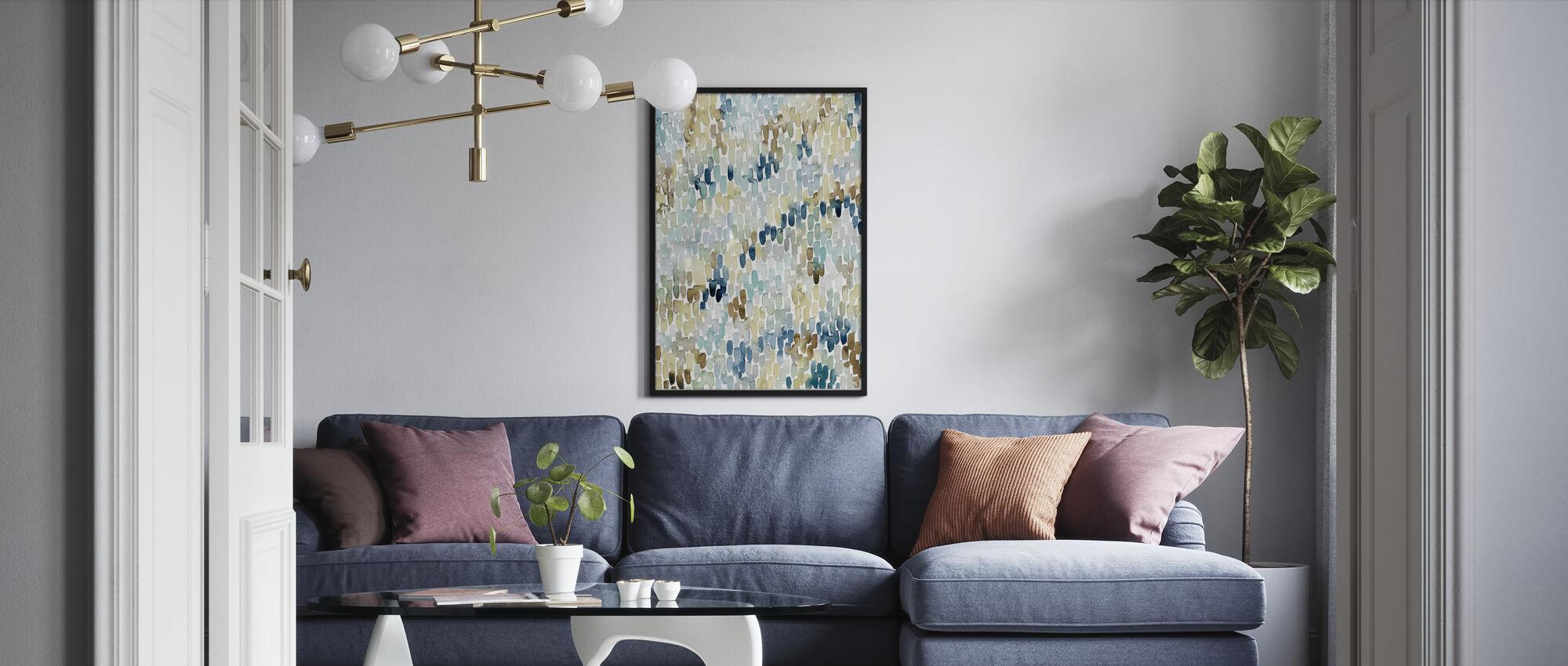 River Wavelets II - Poster - Living Room