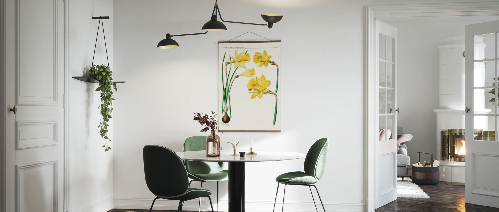 Bright Botanicals I - Poster - Kitchen