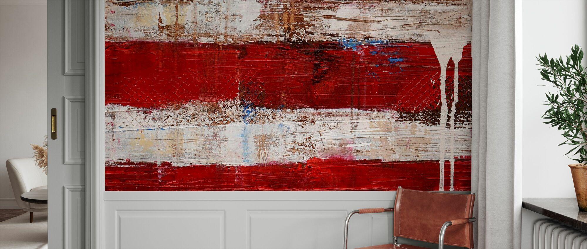 Ashley American Flag - Wallpaper - Hallway