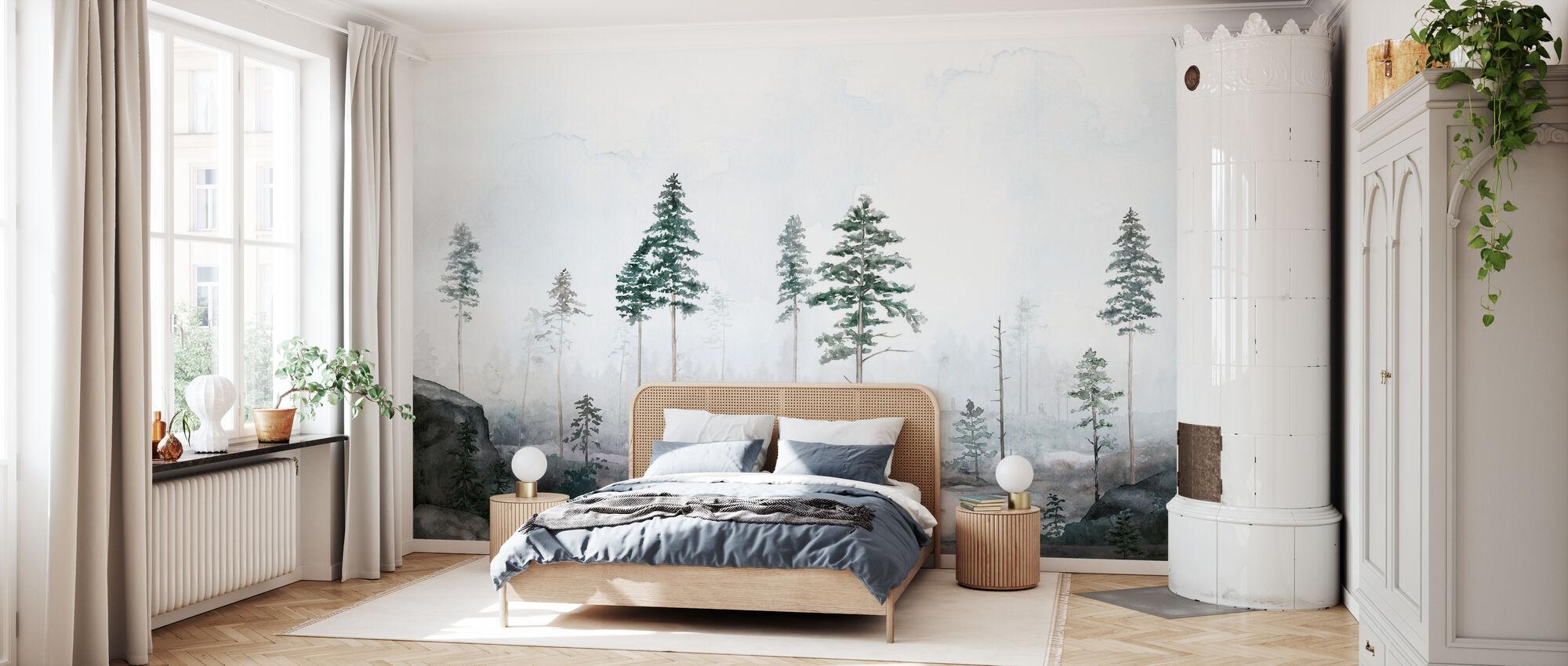 Kalhygge II - Wallpaper - Bedroom