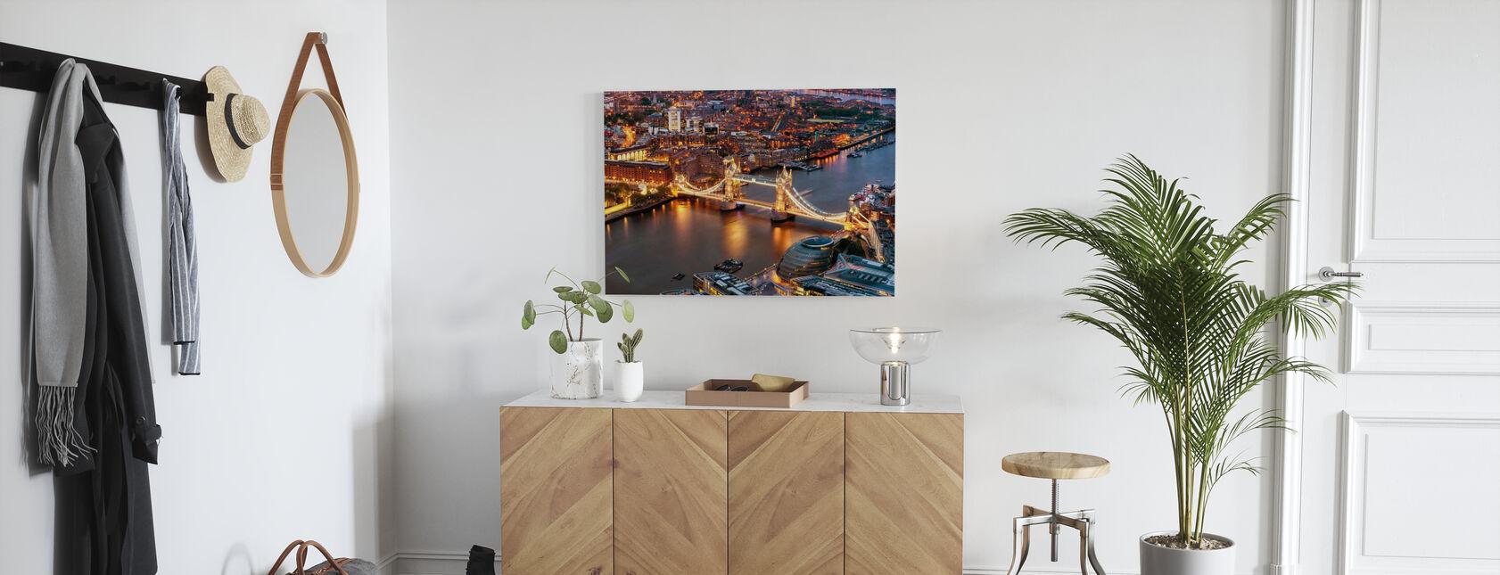 London Tower Brücke - Leinwandbild - Flur