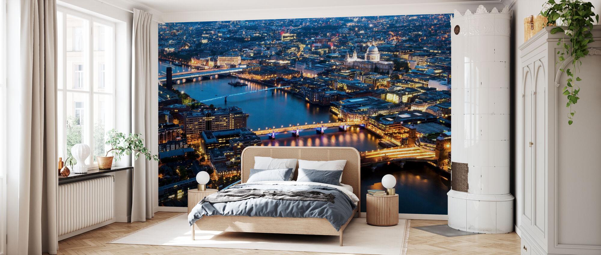 London by night - Wallpaper - Bedroom