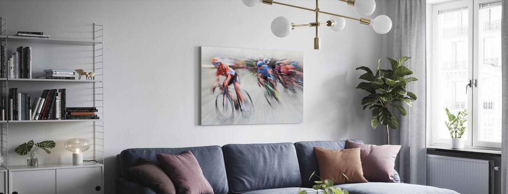 Breakaway - Canvas print - Living Room
