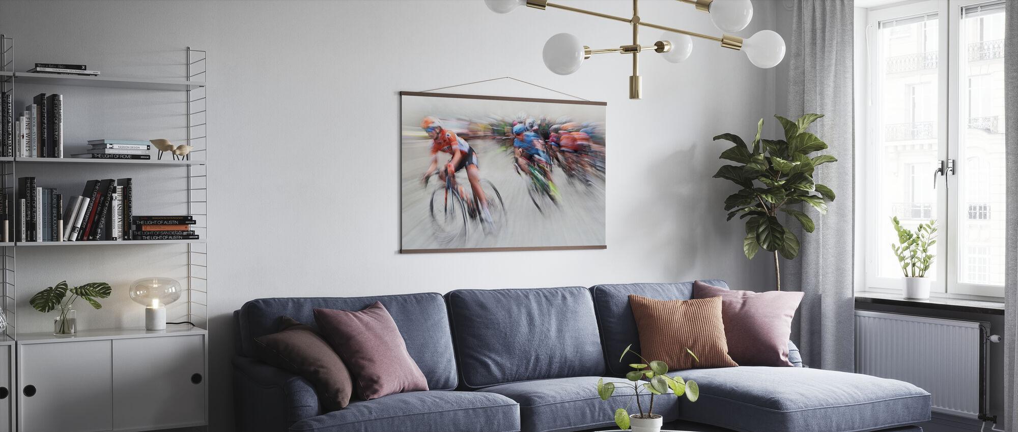 Breakaway - Poster - Living Room