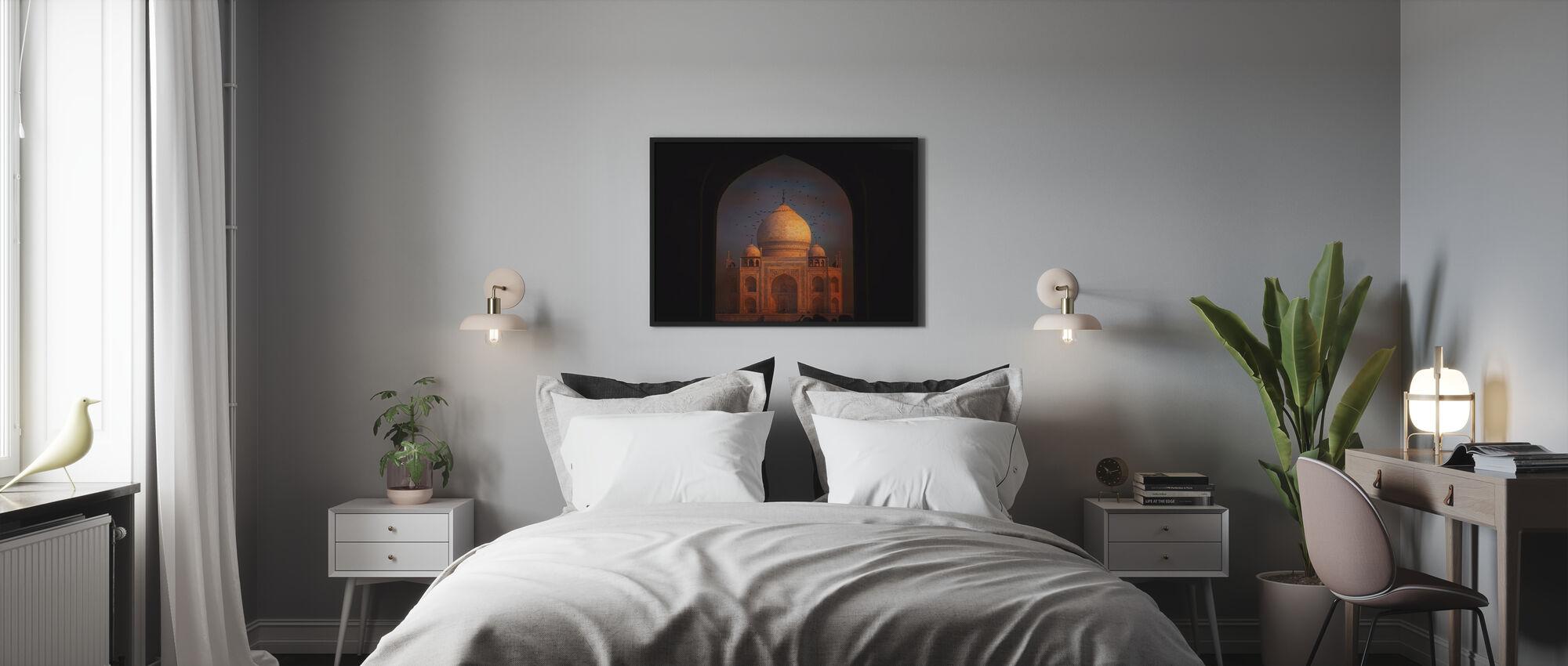 Taj Mahal - Poster - Bedroom